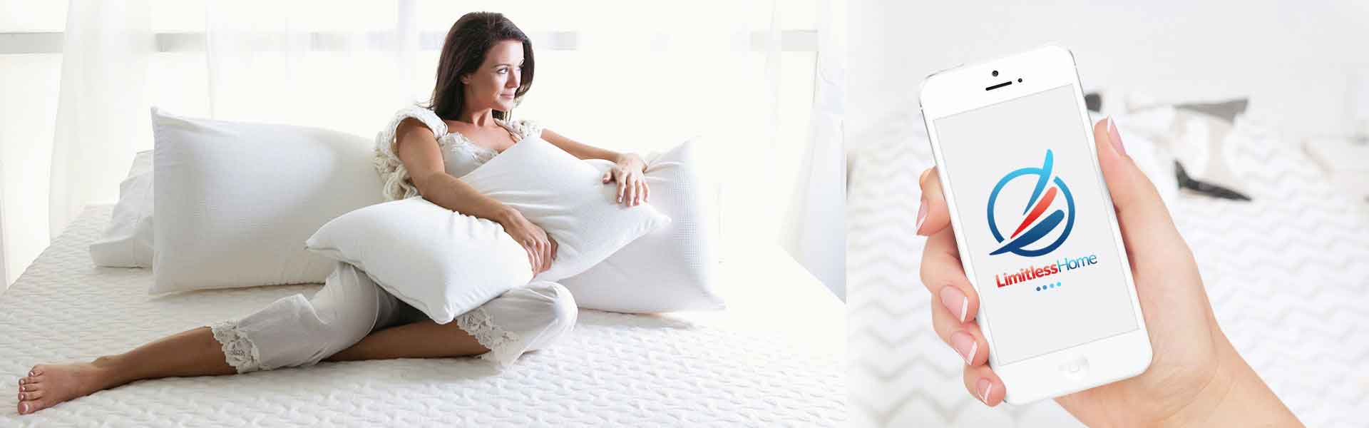 <h3>HAVE YOU HAD YOUR MATTRESS FOR MORE THAN 8 YEARS?</h3>