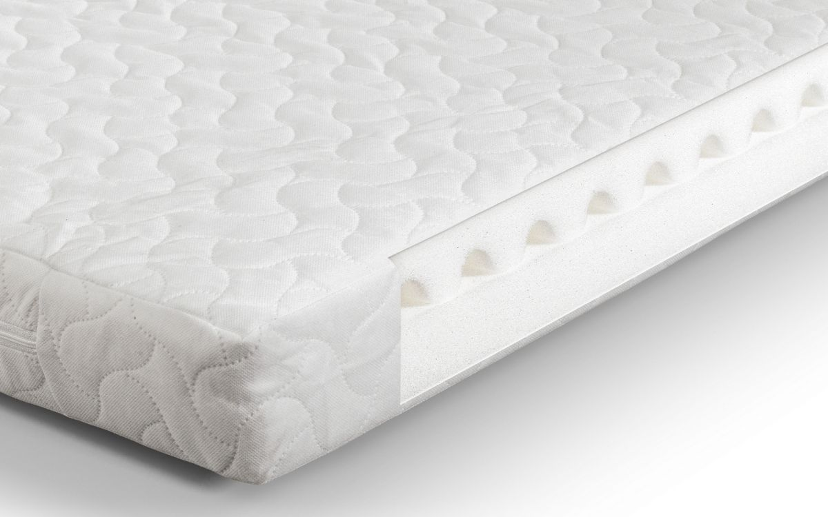 Image of Airwave Foam Cotbed Mattress