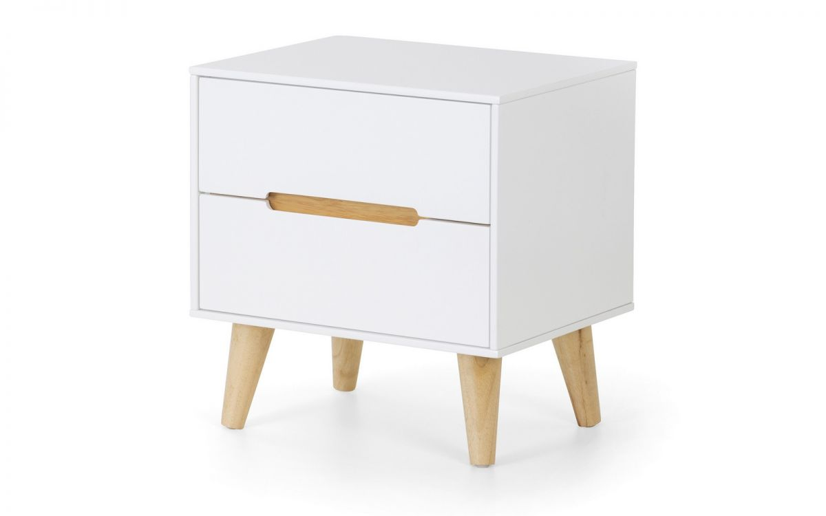 Image of Alicia 2 Drawer Bedside