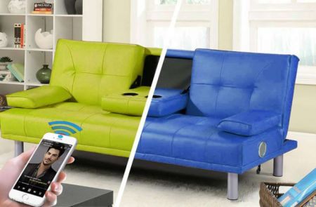 Cruise Cup Holder Bluetooth Sofa Bed
