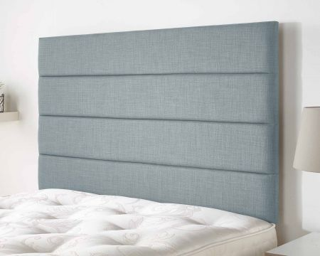Beverley Headboard Malham Weave Fabric Handcrafted in the UK Available in All Sizes