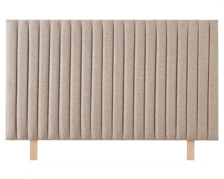 Catherine Lansfield Soho Collection Headboard Saxon Twill Handcrafted in the UK Available in All Sizes