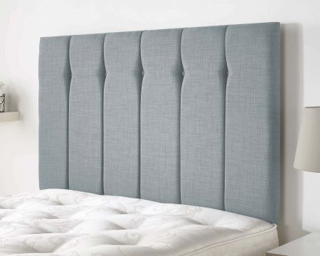 Harley Headboard Malham Weave Fabric Handcrafted in the UK Available in All Sizes