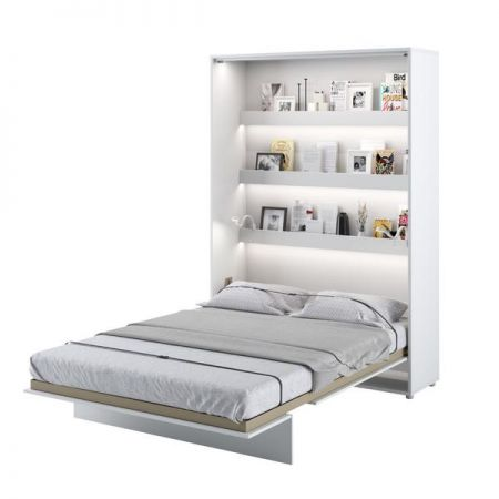 Bentley-12 Vertical Wall Bed Charles 160cm