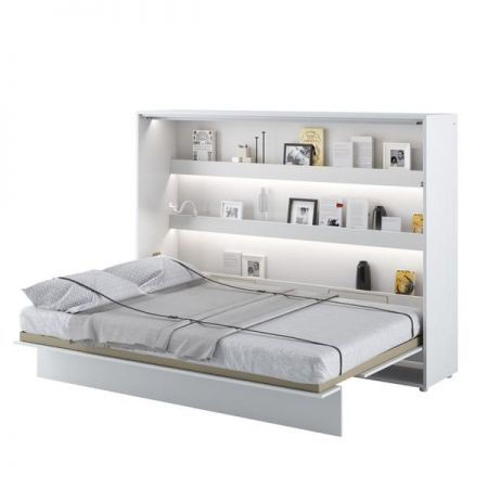 Bentley-05 Horizontal Wall Bed Charles 120cm