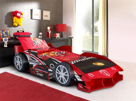 Cool Speed Racer Kids Bed