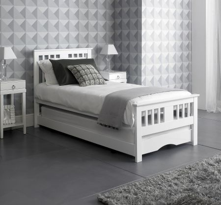 Olonso Guest Bed and Trundle - Single Size