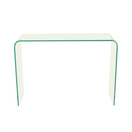 Inverness Console Table Glass