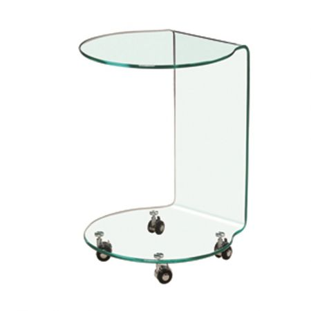 Inverness Lamp Table Glass