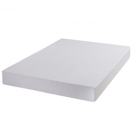 Cool6 Memory 125mm Reflex Foam 25mm Memory Foam Temperature Sensitive Mattress