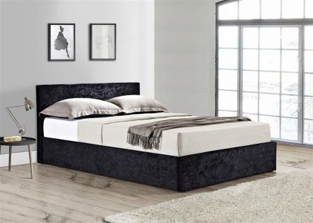 Berlin Fabric Ottoman Bed