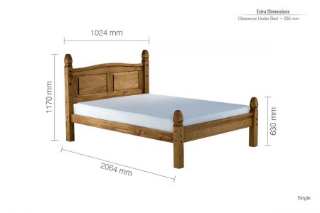 Christopher Low End Bed