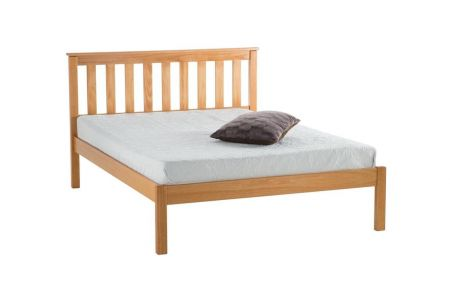 Courtney Wooden Bed