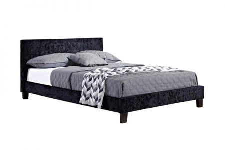 Amy Fabric Bed