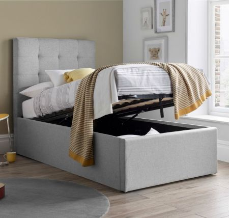 Cannon Fabric Ottoman Bed Frame