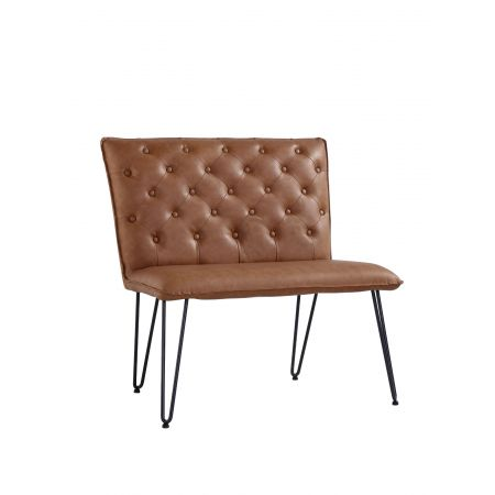 Criten Studded Back Bench 90cm