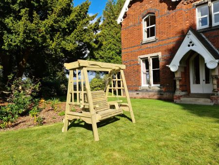 Cottage Swing Sits 2