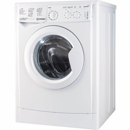 Indesit White 8kg 1200 Spin Washing Machine