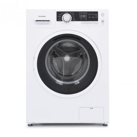 Montpellier White 8kg 1400 Spin Washing Machine
