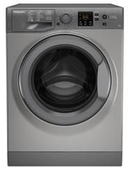 Hotpoint Graphite 7kg 1400 Spin Washing Machine