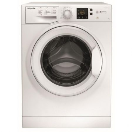 Hotpoint White 9kg 1400 Spin Washing Machine