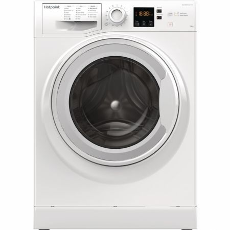 Hotpoint White 10kg 1400 Spin Washing Machine