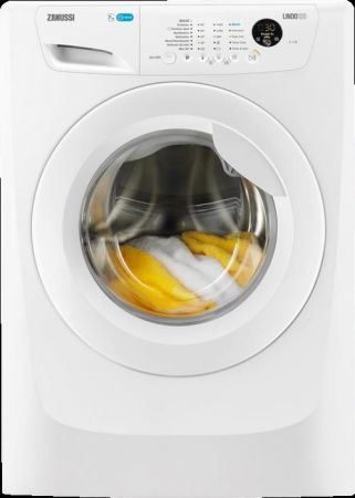 Zanussi White 7kg 1400 Spin Washing Machine