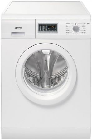 Smeg White 7kg 1400 Spin Washing Machine