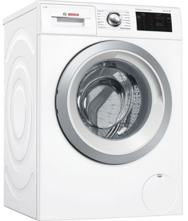 Bosch Serie 6 White 9kg 1400 Spin Washing Machine With Intelligent Dosing And Home Connect
