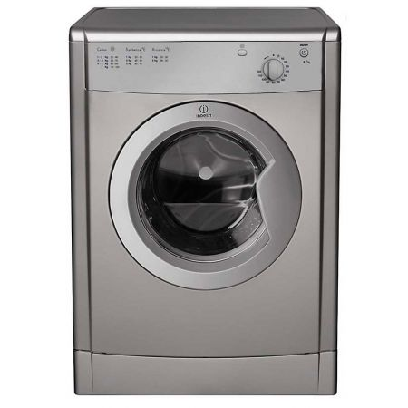 Indesit Start Silver 7kg Vented Tumble Dryer