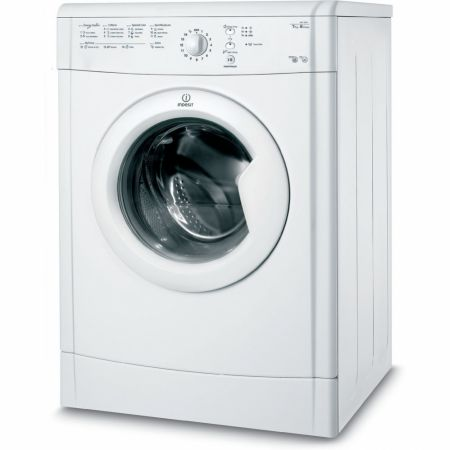 Indesit Ecotime White 7kg Vented Tumble Dryer