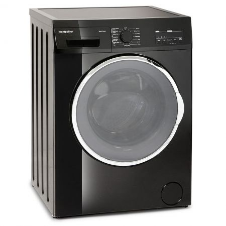 Montpellier Black 7kg Washer Dryer With 5kg Drying