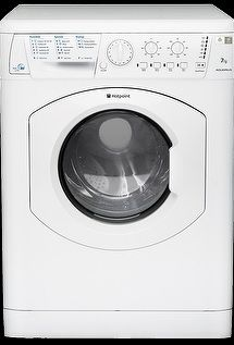 Hotpoint White 7kg 1600 Spin Washer Dryer With 5 kg Drying Capacity