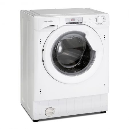 Montpellier 8kg 1400 Spin Integrated Washing Machine
