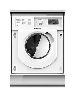Hotpoint Integrated 7kg 1400 Spin Washer Dryer
