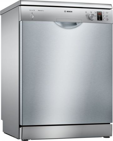 Bosch Serie 2 Silver Inox 12 Placesetting Dishwasher