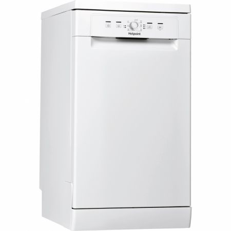 Hotpoint White 10 Place Setting Slimnline Dishwasher