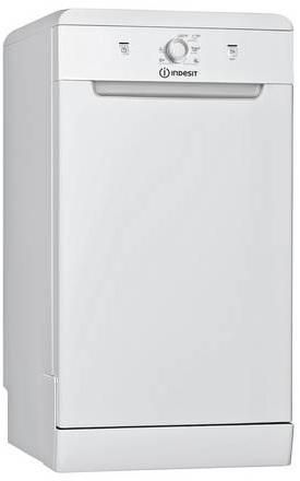 Indesit White Slimline Dishwasher