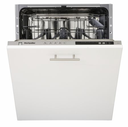 Montpellier Fully Integrated 12 Place Setting Dishwasher