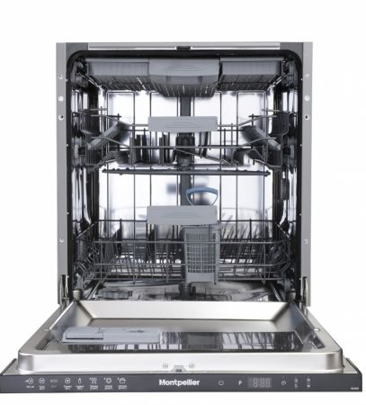 Montpellier Fully Integrated 15 Place Setting Dishwasher