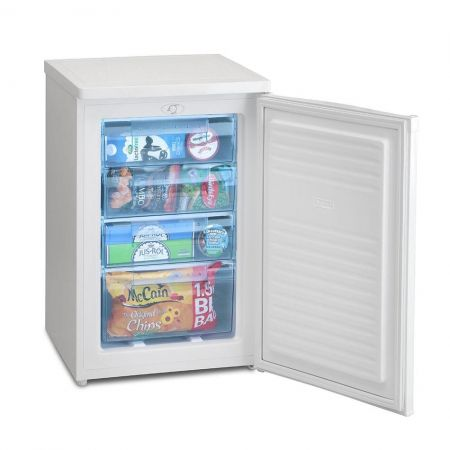 Iceking White 55cm Wide Under Counter Freezer