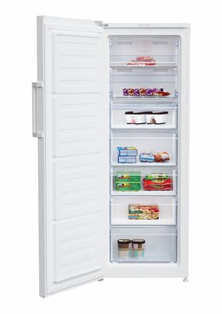 Beko White Tall Frost Free Freezer