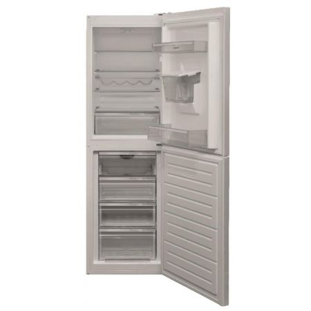 Montpellier White Frost Free Fridge Freezer With Drinks Dispenser