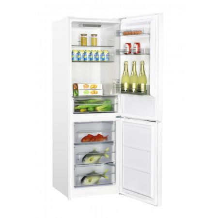 Montpellier White Frost Free Fridge Freezer