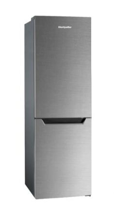 Montpellier Inox Frost Free Fridge Freezer