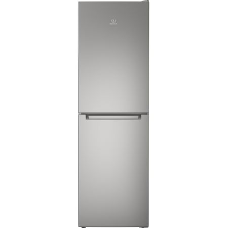 Indesit Silver Frost Free Fridge Freezer