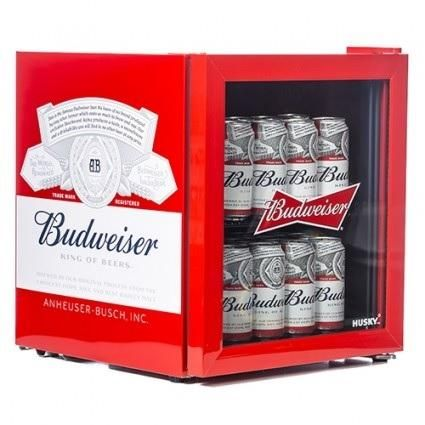 Husky Budweiser Drinks Cooler