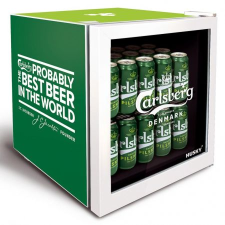 Husky Carlsberg Drinks Cooler