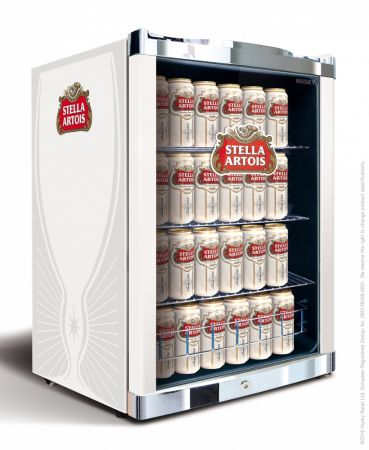 Husky Stella Artois Under Counter Drinks Cooler