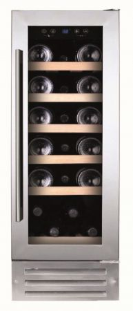 Montpellier 19 Bottle Capacity Single Zone Wine Chiller